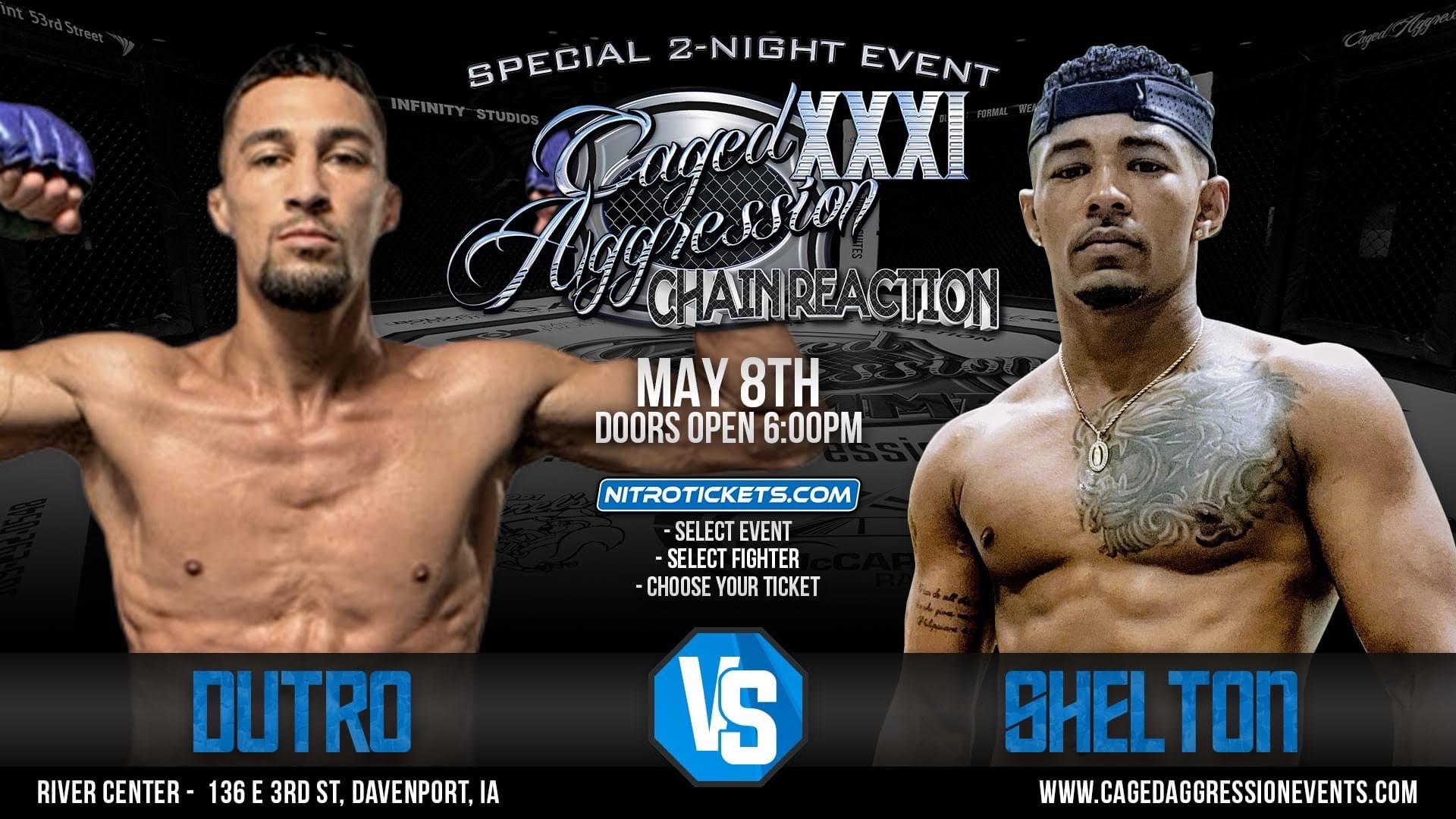 Maui MMA Fighter Riley Dutro Upcoming Fight