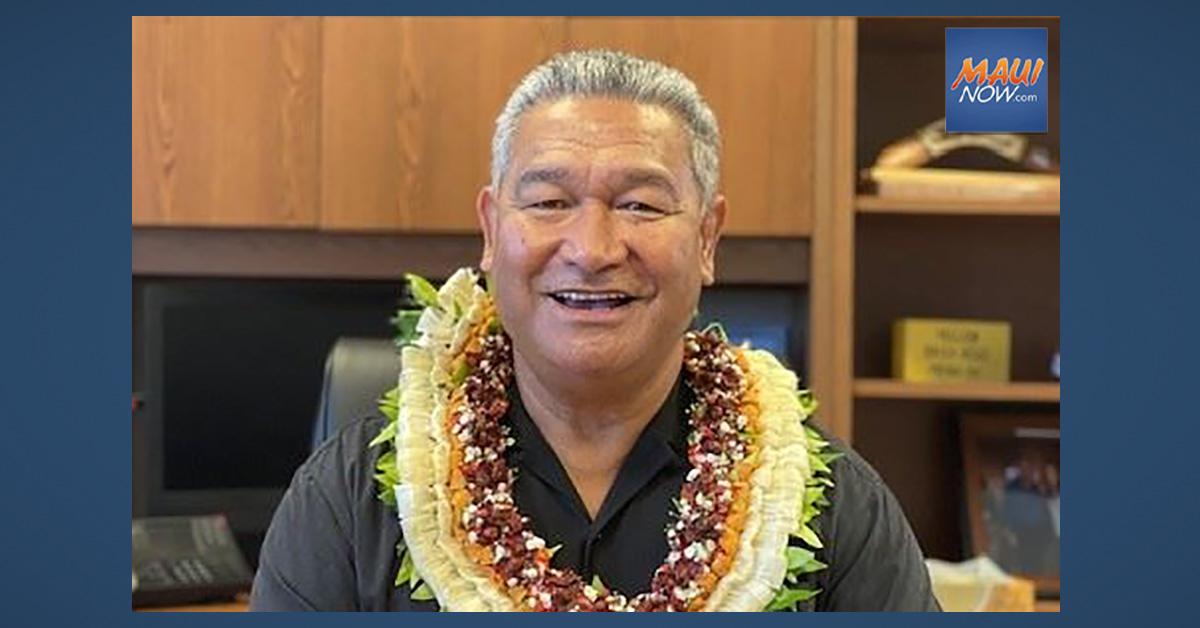 Maui Police Chief Tivoli Faaumu Retires After 35 Years of Service