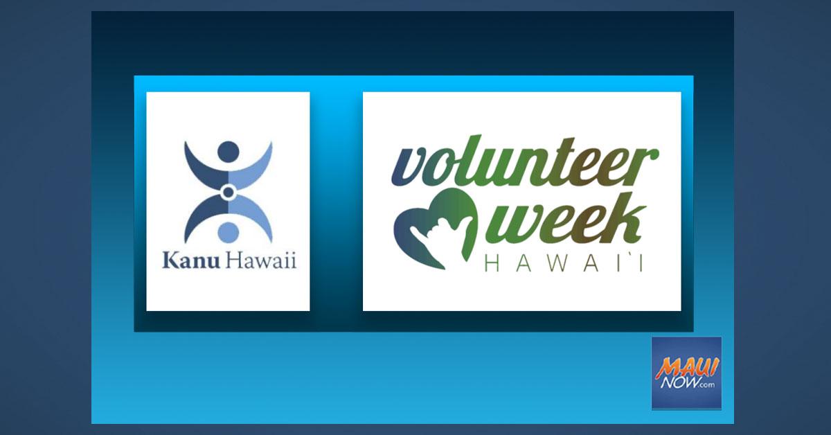Kanu Hawaiʻi Activates Hawaiʻi-Focused Time Bank During Volunteer Week