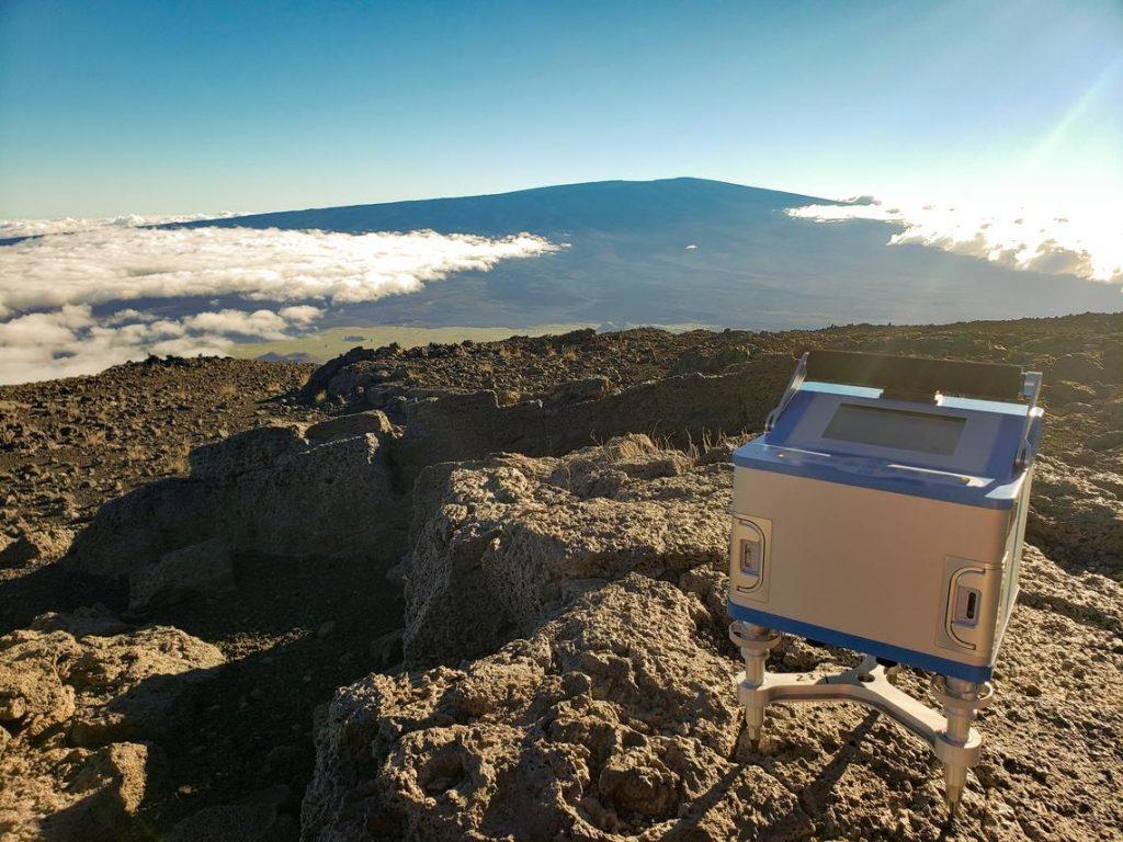 Volcano Watch: How Measuring Gravity on Mauna Kea Helps us Monitor Mauna Loa | Maui Now