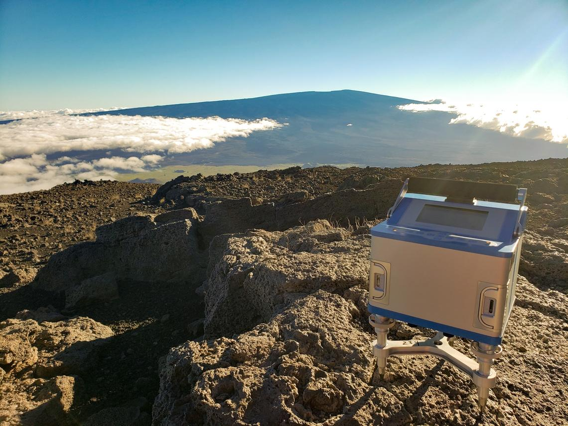 Volcano Watch: How Measuring Gravity on Mauna Kea Helps us Monitor Mauna Loa
