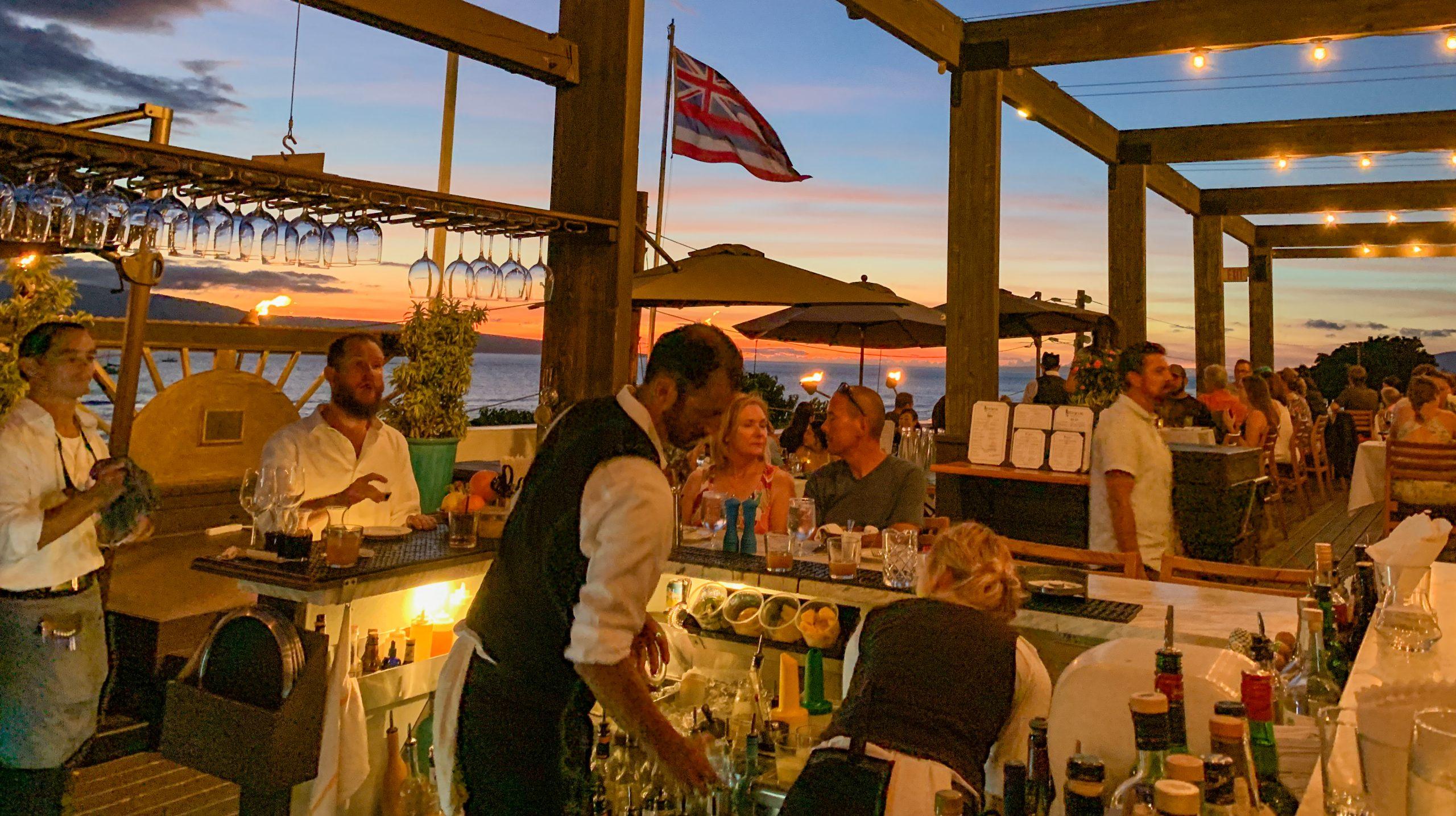 Restaurants Can Increase Capacity When Hawai'i Vaccine Rate Reaches 60%