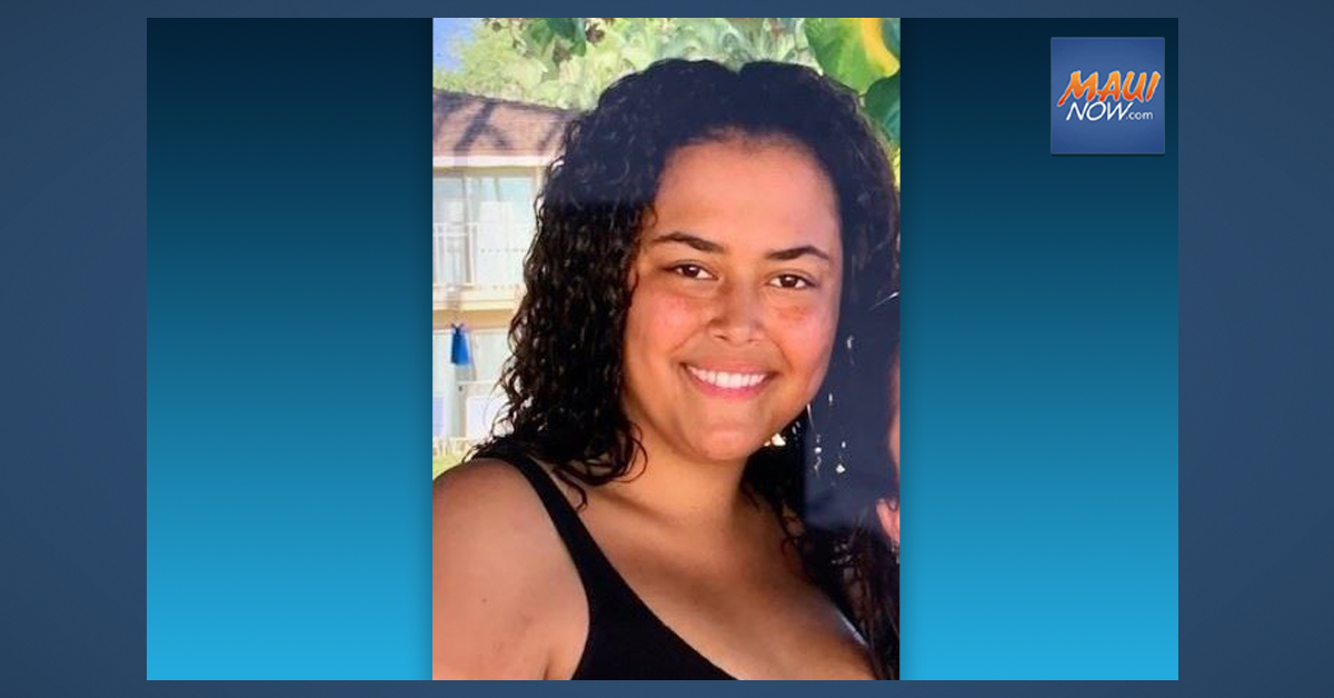 Missing: Maui Woman Last Seen Sunday Night in Honokōwai