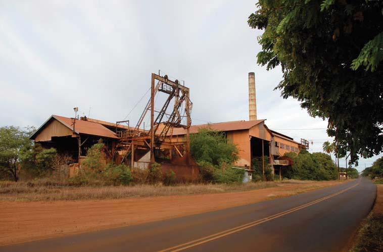 EPA Awards Kauaʻi $300,000 in Brownfields Funding To Clean Up Old Sugar Mill Site
