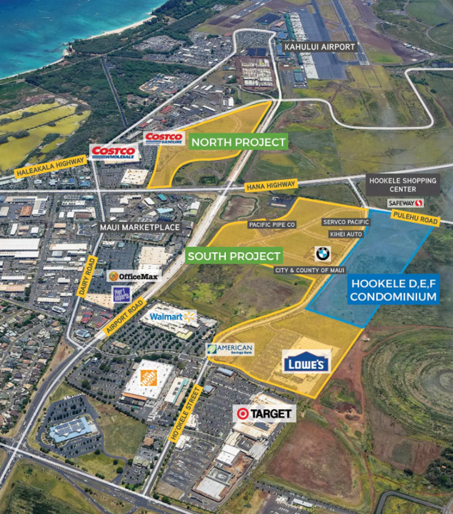 A&B Sells 5 Land Parcels at Maui Business Park and Expands Development's Offerings