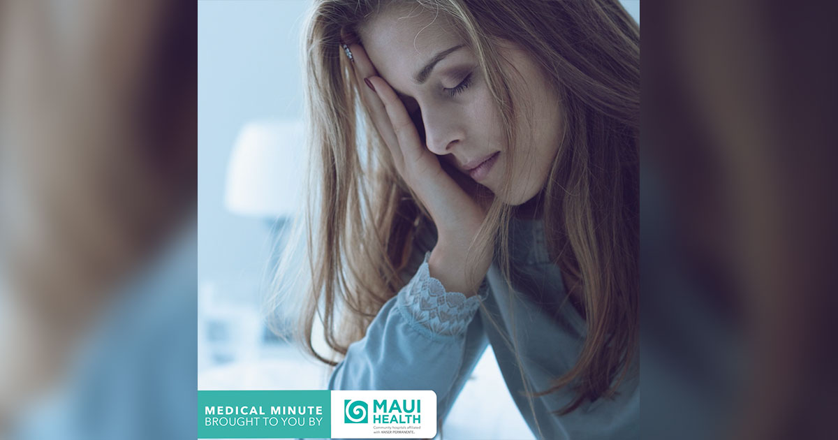 WATCH: Medical Minute Sheds Light on Long-Haul COVID-19 Symptoms