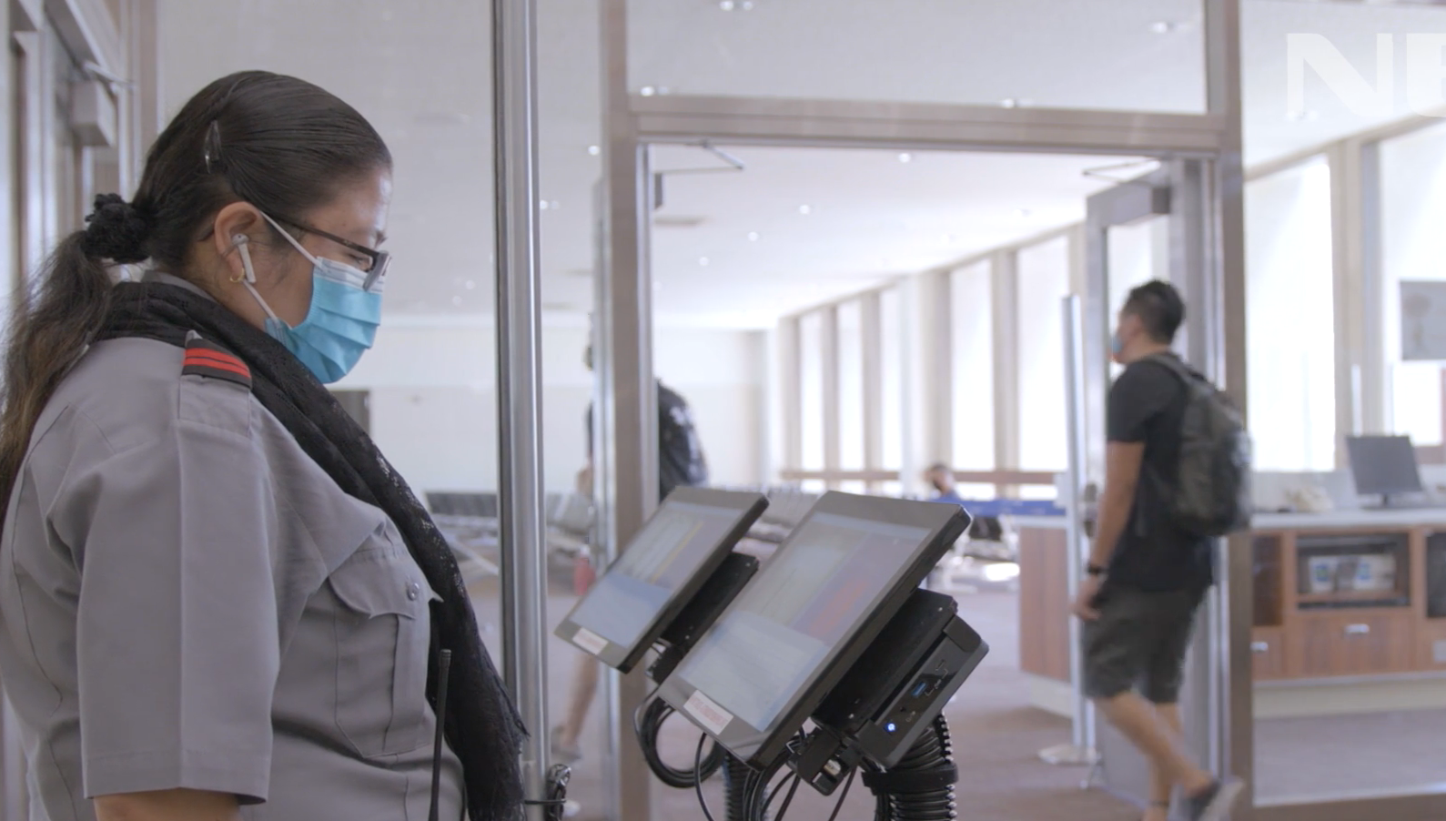 Facial Imaging Technology for COVID-19 Detection Purposes Underway at 5 Hawaiʻi Airports