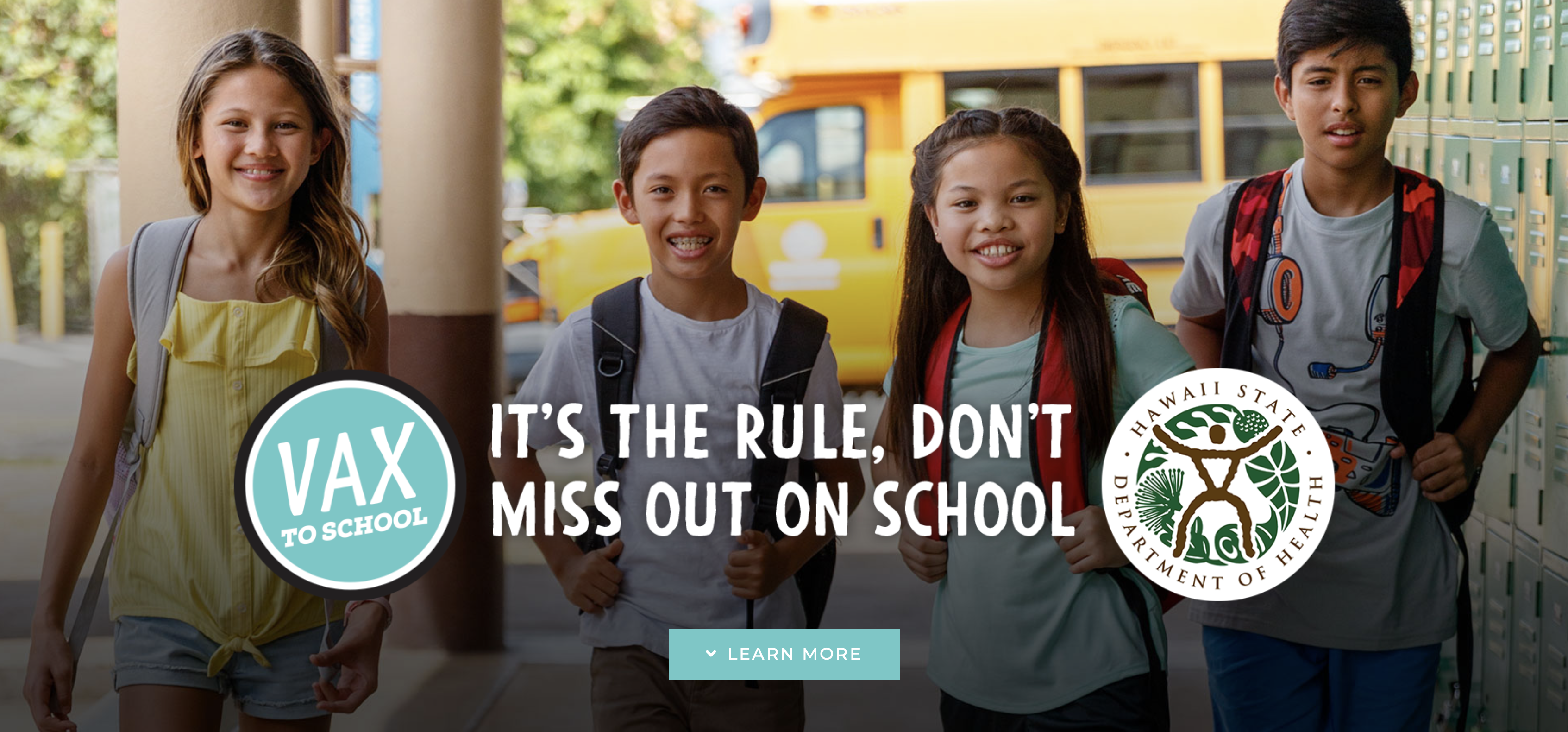 DOH Encourages Parents of Incoming 7th Graders to Schedule Back-to-School Appointments Now