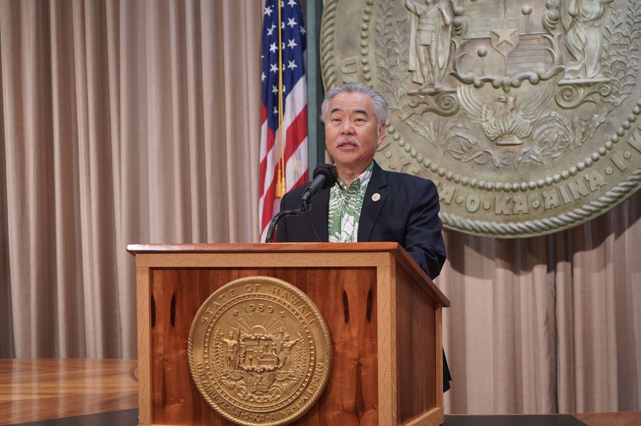 Gov. Ige Says Hawaiʻi will Maintain Mask Mandate Despite CDC's Updated Guidance