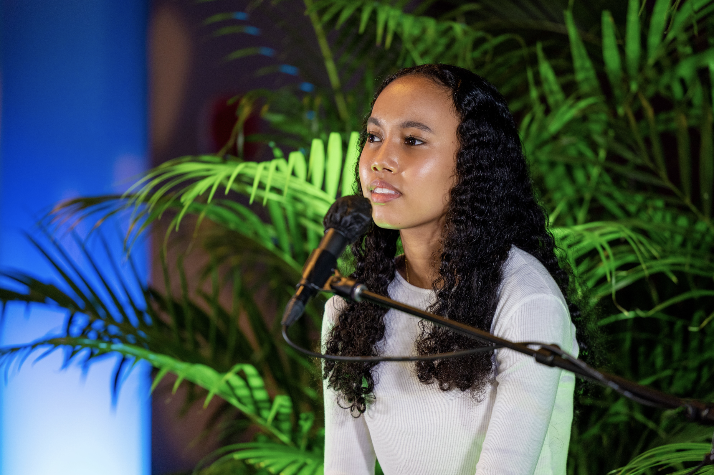 The MACC Announces Selection of Hawai'i's First-Ever Youth Poet Laureate