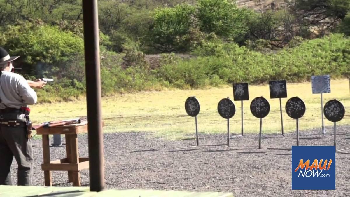 Online Public Hearing for Proposed Firing Range Rules at Ukumehame on June 9