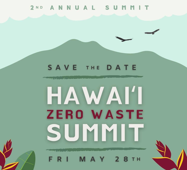 State Senator Acasio Sponsors Virtual Hawaiʻi Zero Waste Summit on May 28