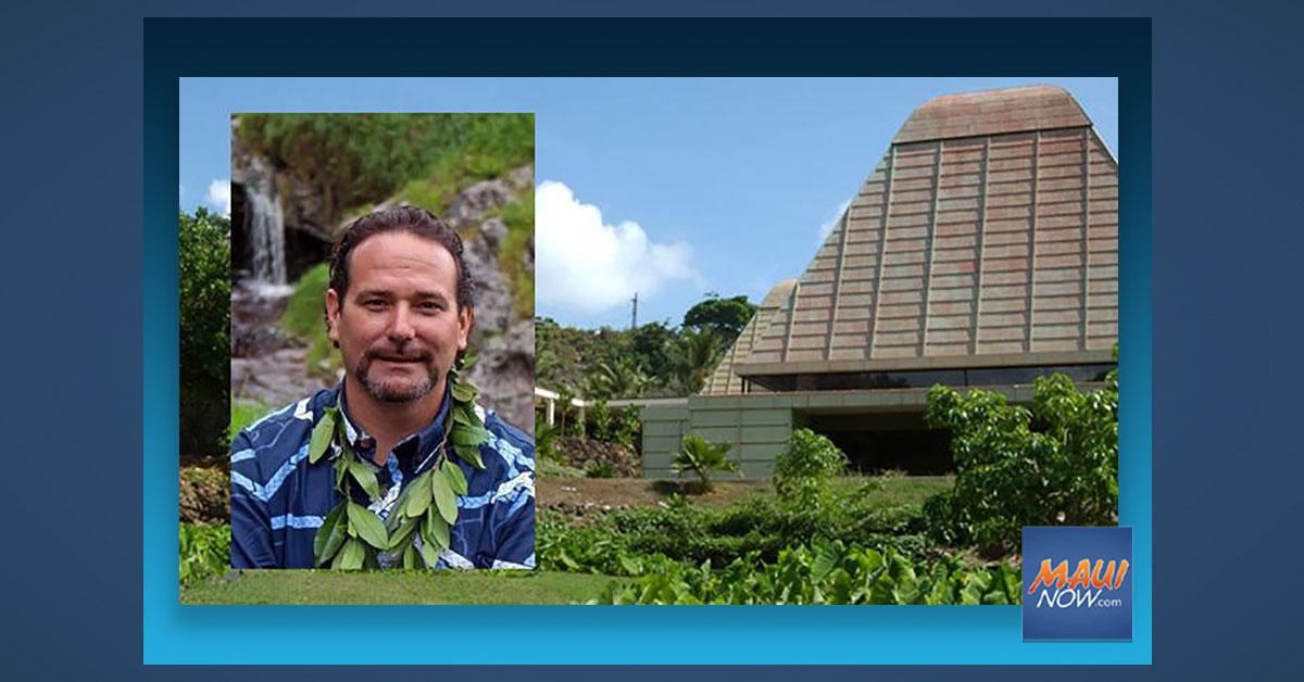Beamer Selected as Inaugural Endowed Chair at Hawaiʻinuiākea School of Hawaiian Knowledge