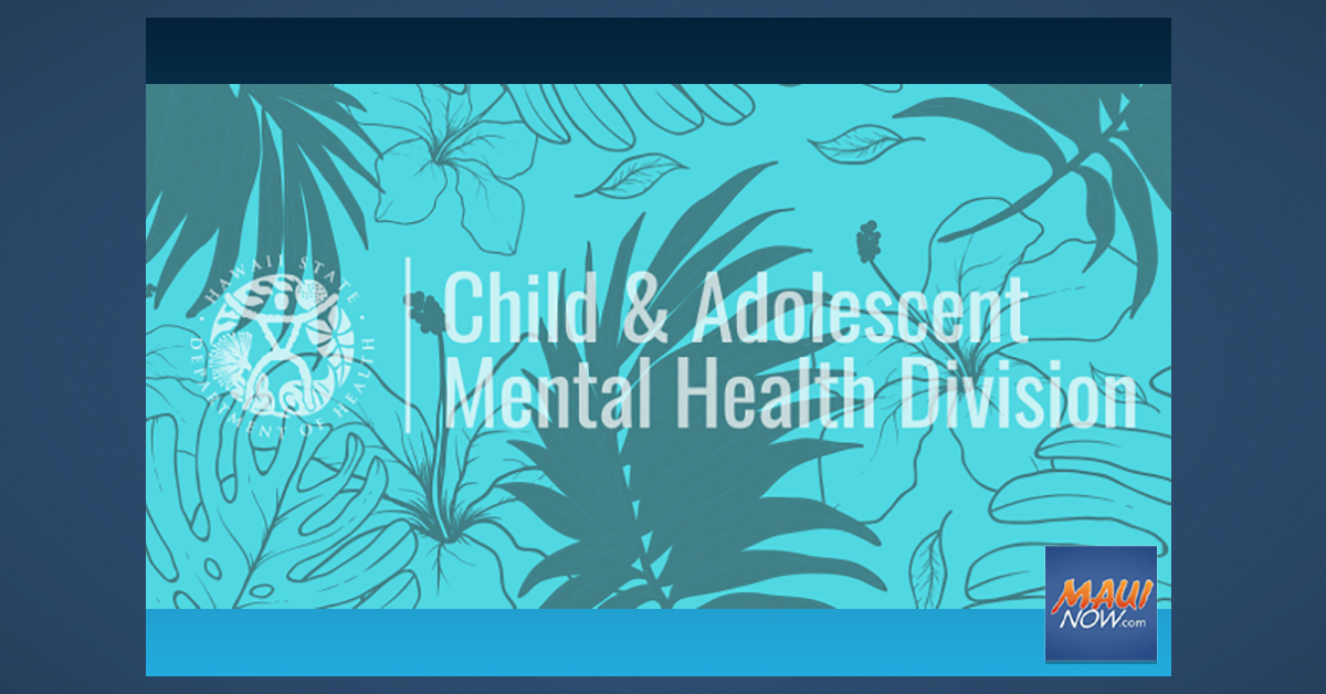 Children's Services Highlighted During Mental Health Awareness Month