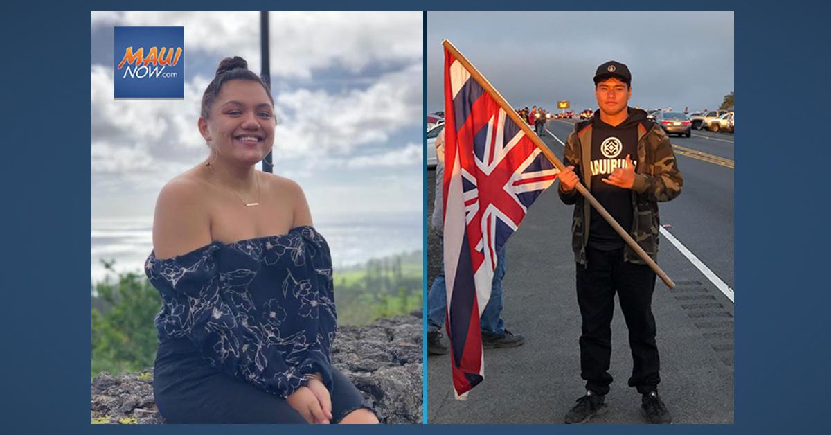 Two Hāna High School Seniors Receive Kukui Mālamalama Scholarship