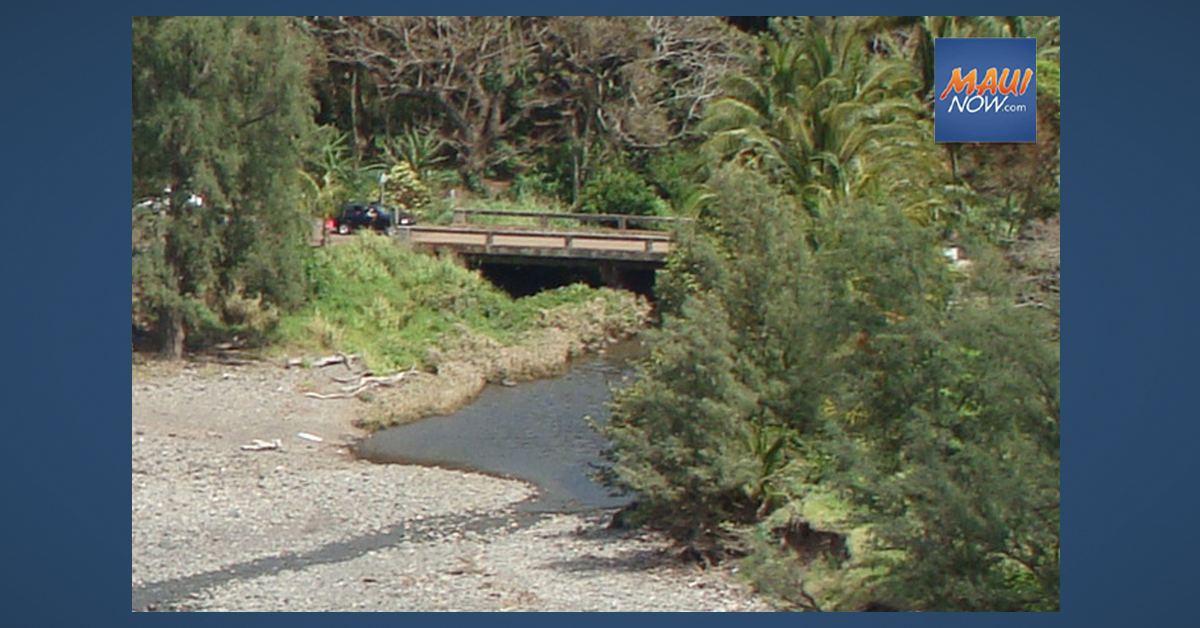 Instream Flows Set for Traditional Kalo Farming in Maui and Kaua'i Communities