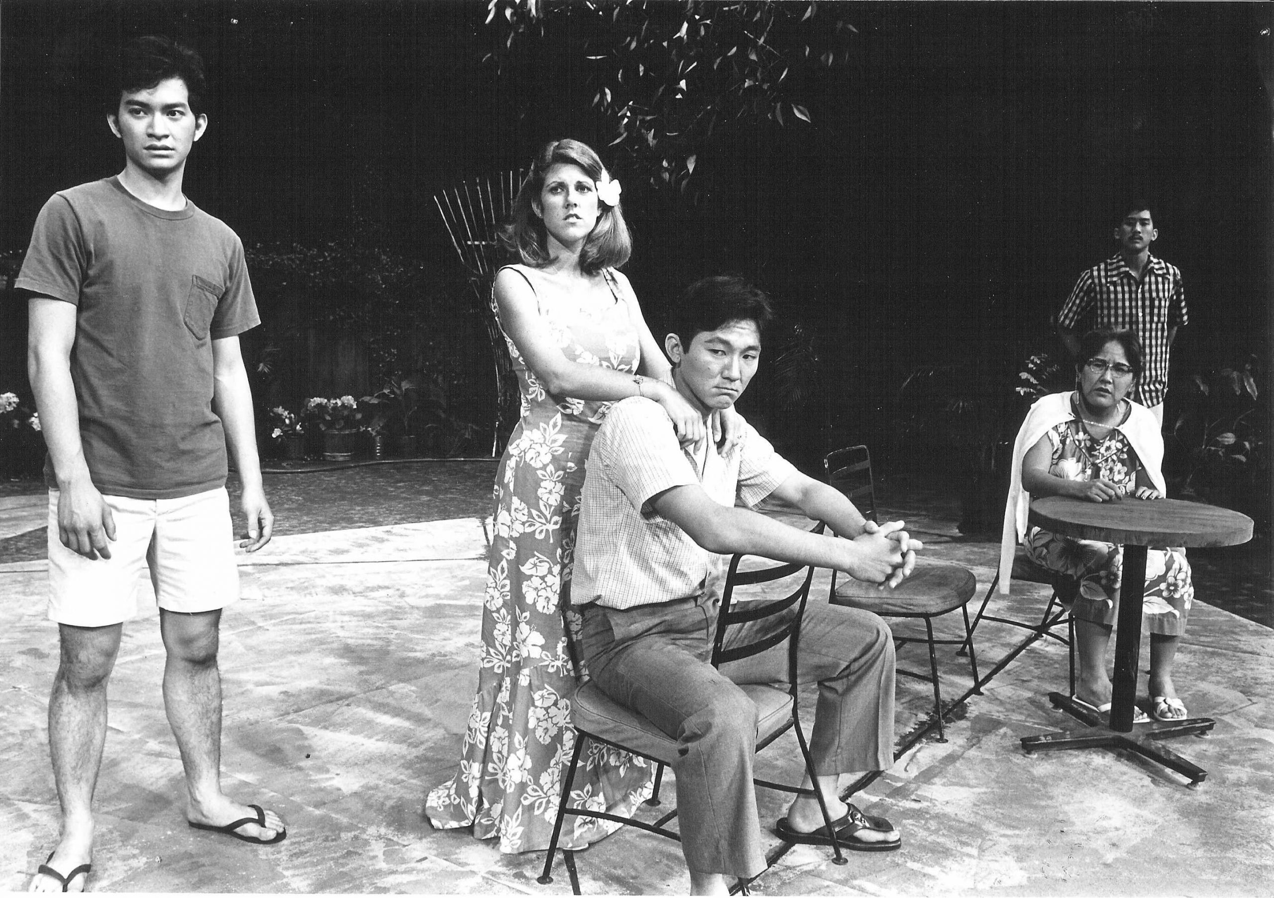 Rights to Works of Iconic Hawaiʻi Playwright Edward Sakamoto Gifted to UH Mānoa