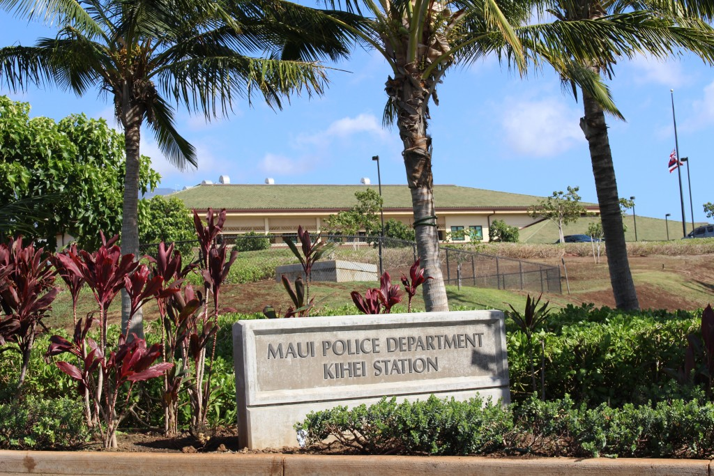 Water Main Break Forces Temporary Closure of Kīhei Police Station
