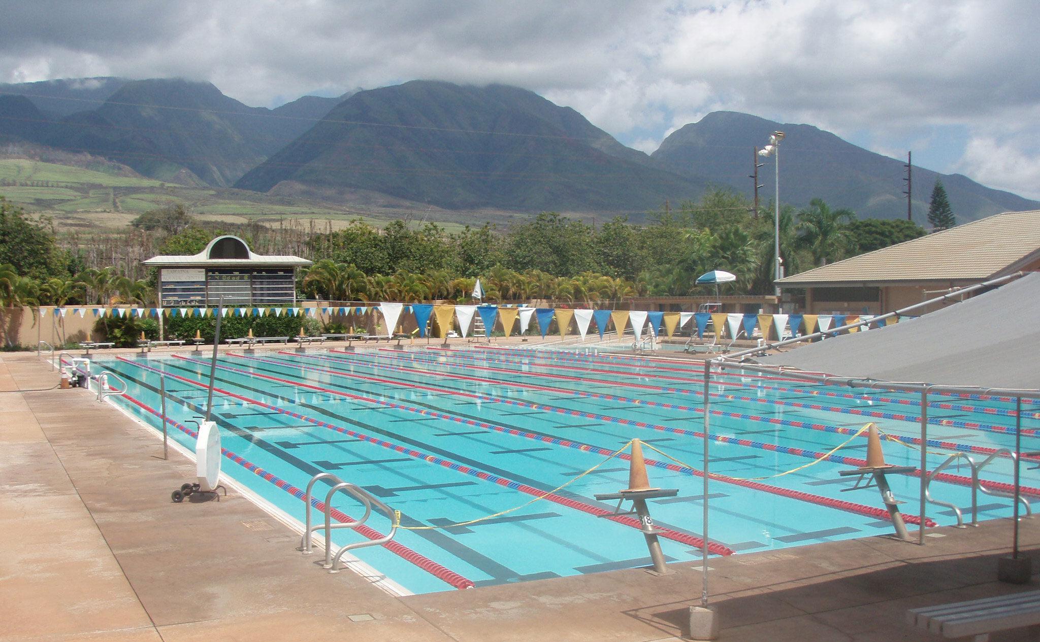 Lahaina Aquatic Center Closed for Improvements, June 7-14