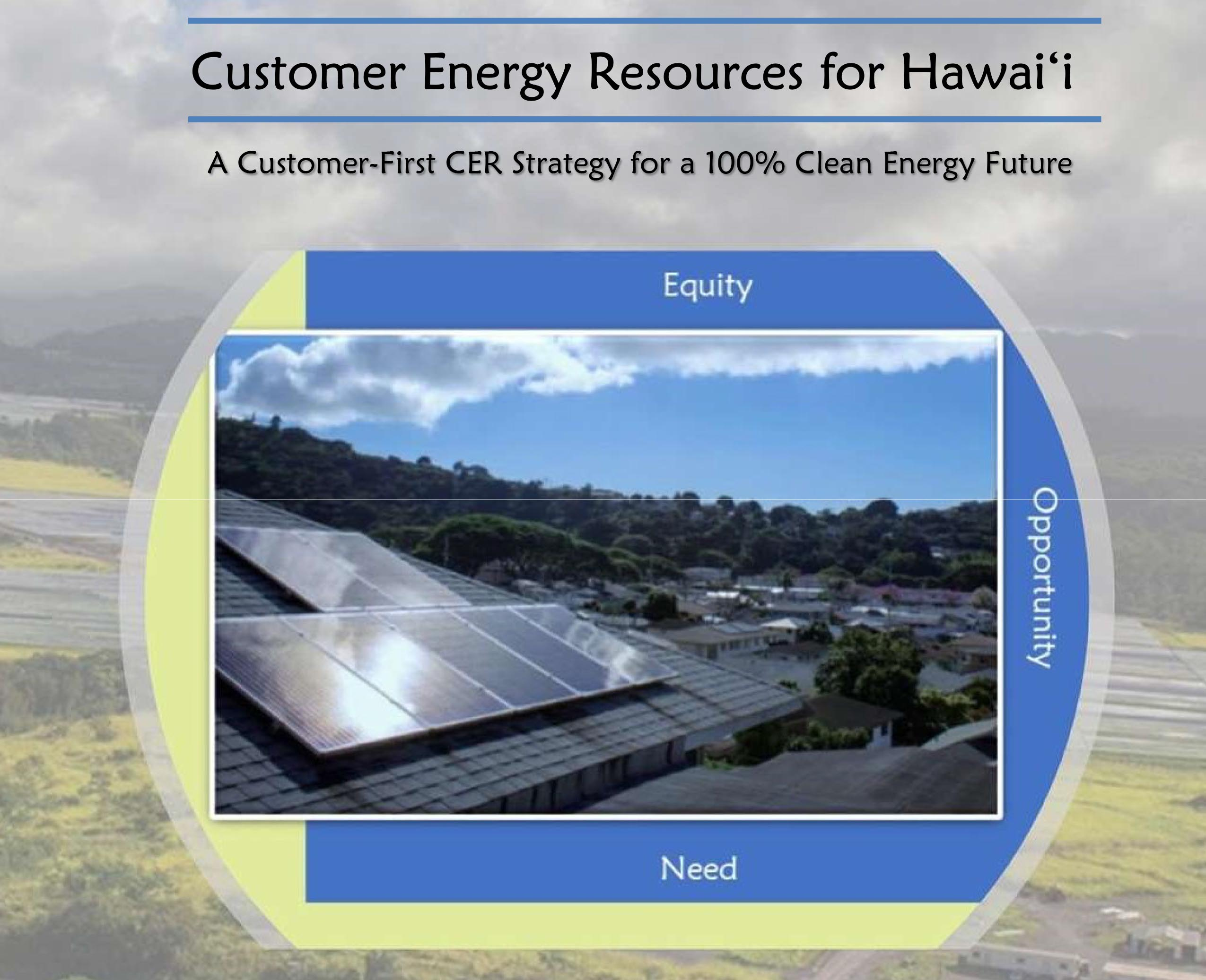 Hawaiian Electric Develops Plan To Ramp Up Rooftop Solar for 100% Clean Energy Goals
