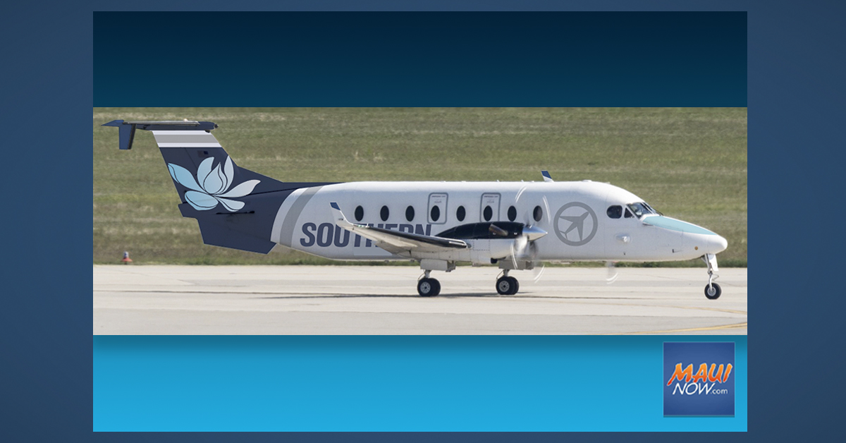 Southern Airways to Bring Larger Turboprop Aircraft to Molokaʻi and Lānaʻi