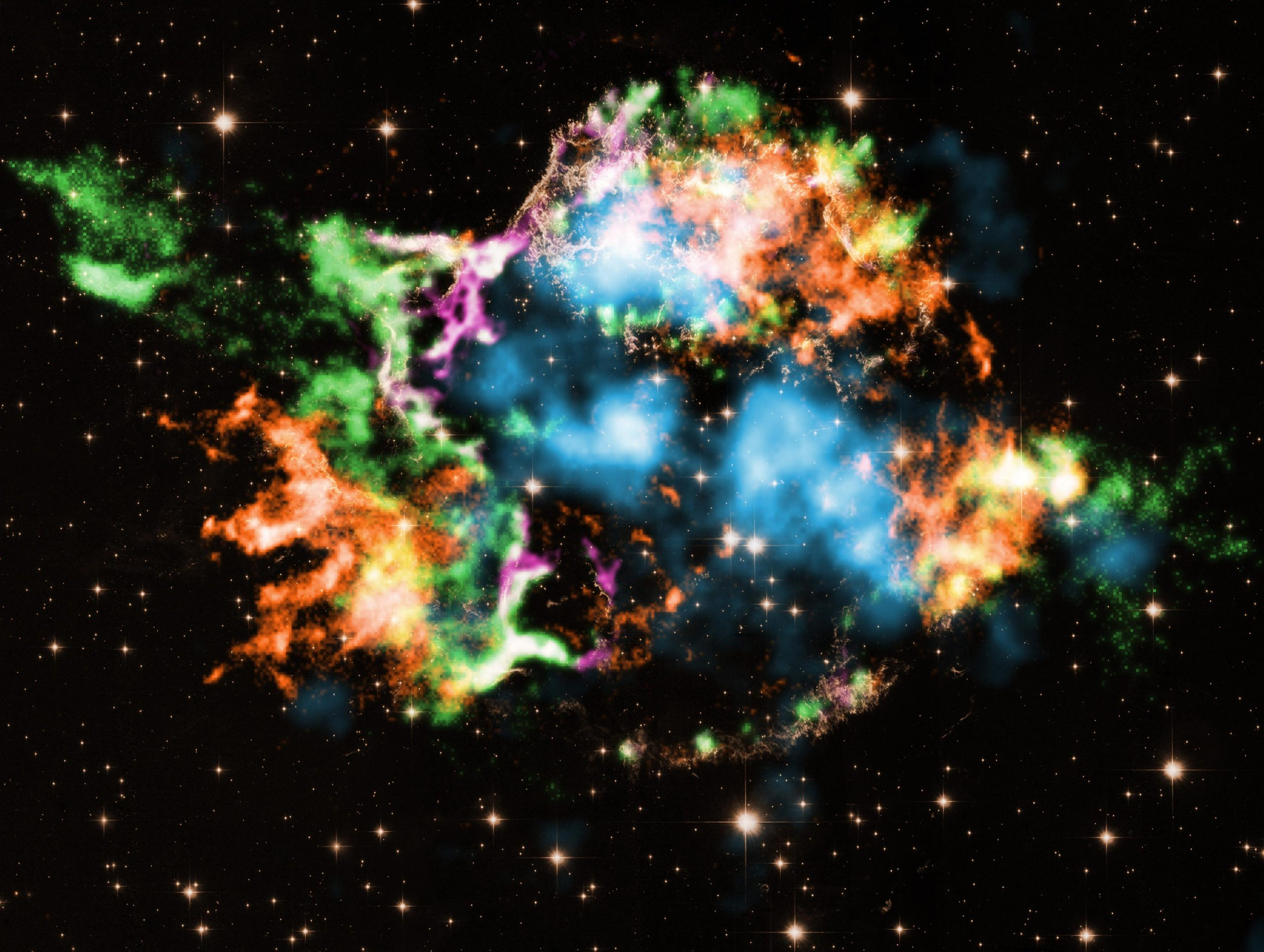 UH Leads International Star Study Using NASA's New $10 Billion Space Telescope