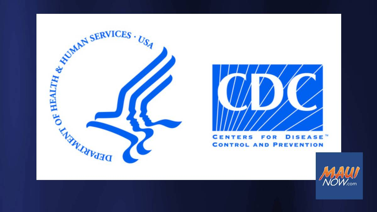 CDC Awards $24.5 Million to Hawaiʻi State DOH To Address COVID-19 Health Disparities
