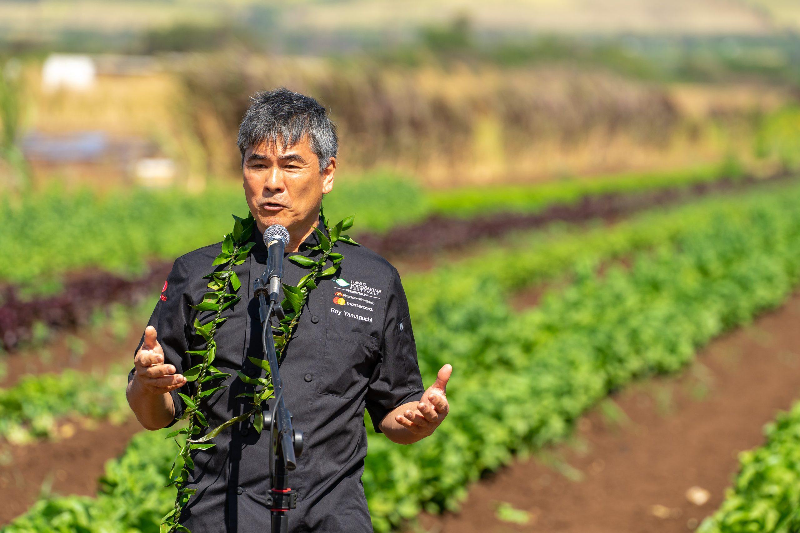 Mahi Pono and Hawaii Food & Wine Festival Host Groundbreaking Chefs' Corner Project