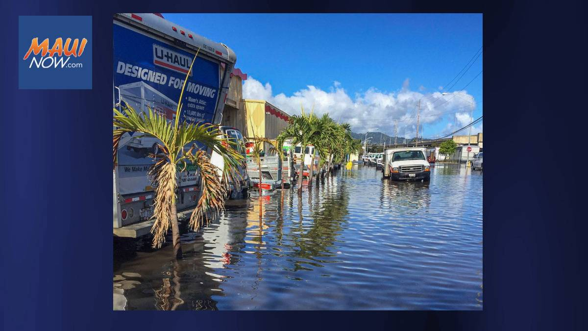 UH Mānoa Study Projects Increased High-Tide Flooding for Most US Coastlines