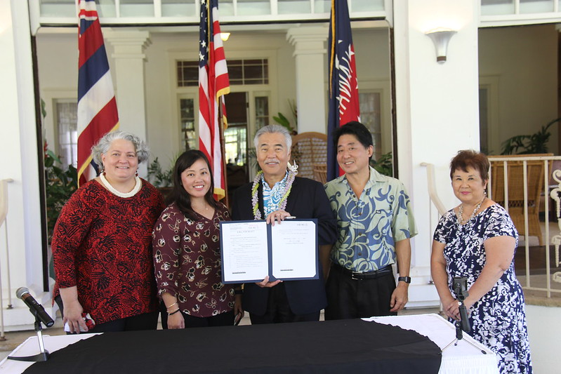 Bill to Protect Kūpuna From Financial Exploitation Signed Into Law