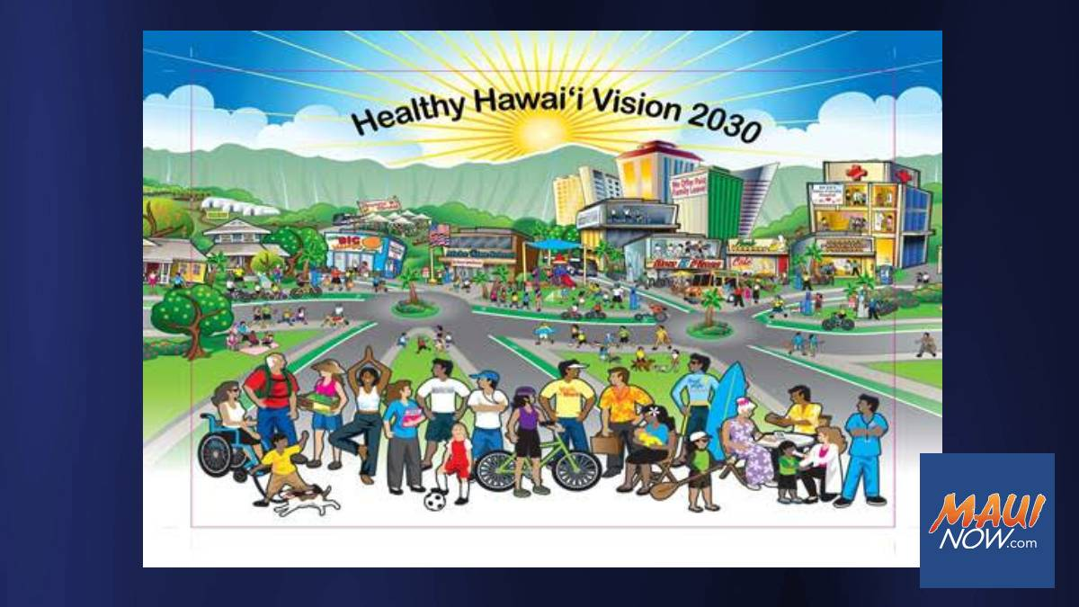 DOH Launches Healthy Hawaiʻi Strategic Plan and Unveils Vision for 2030