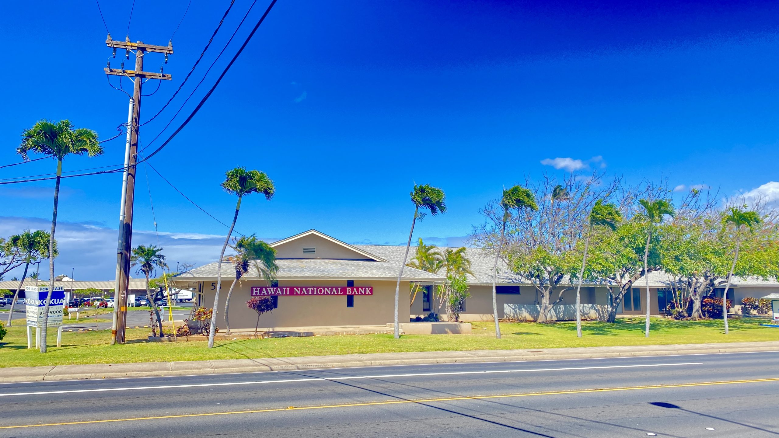Hawaii National Bank to Open New Kahului Branch on June 14