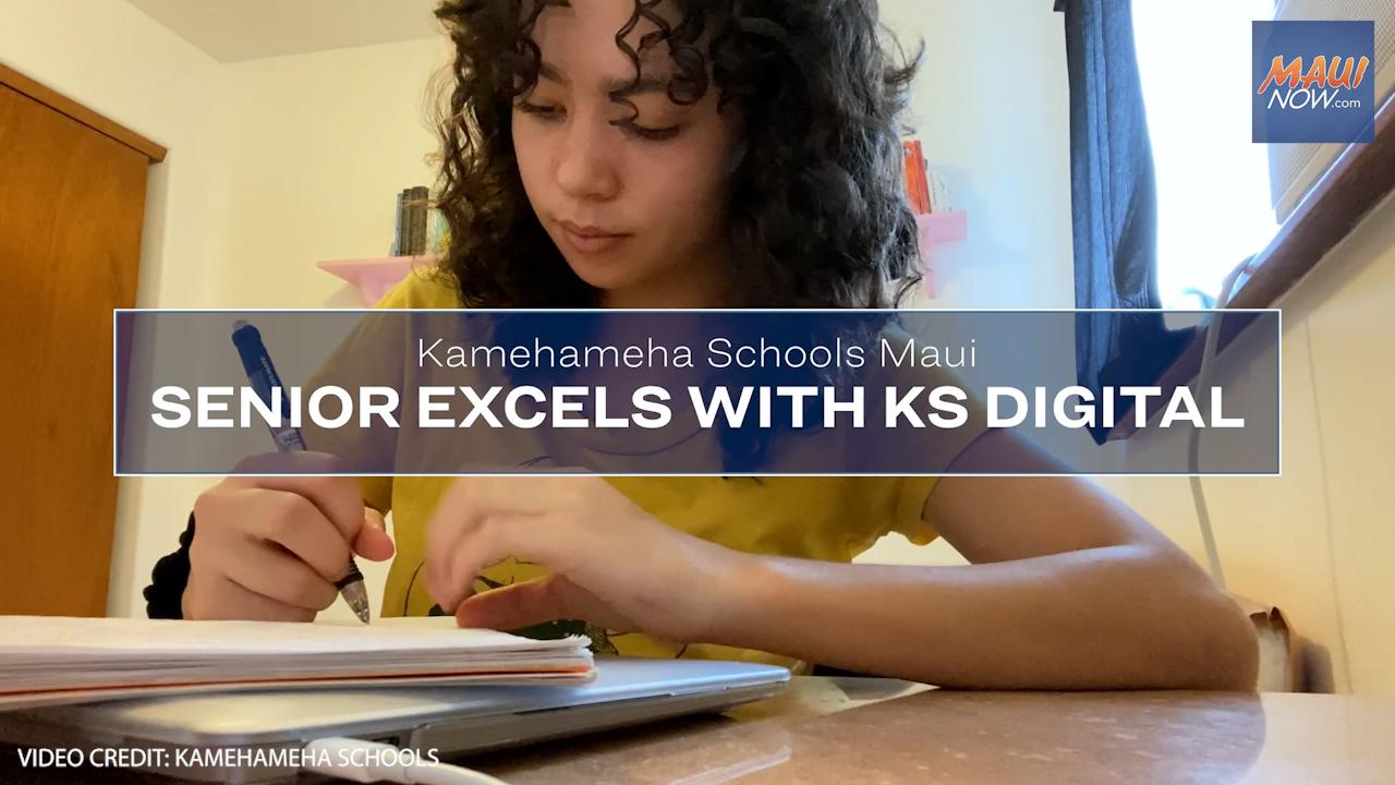 KS Maui Graduate Accelerates Path to Higher Education with KS Digital