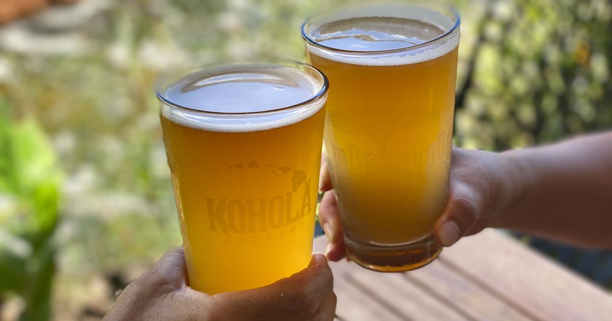 Peter Merriman and Koholā Brewery Introduce Newest Brew