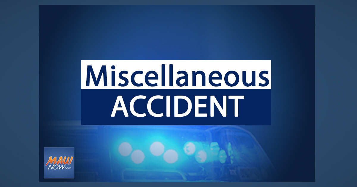 Bicyclist Injured in Miscellaneous Accident on Kekaulike Avenue