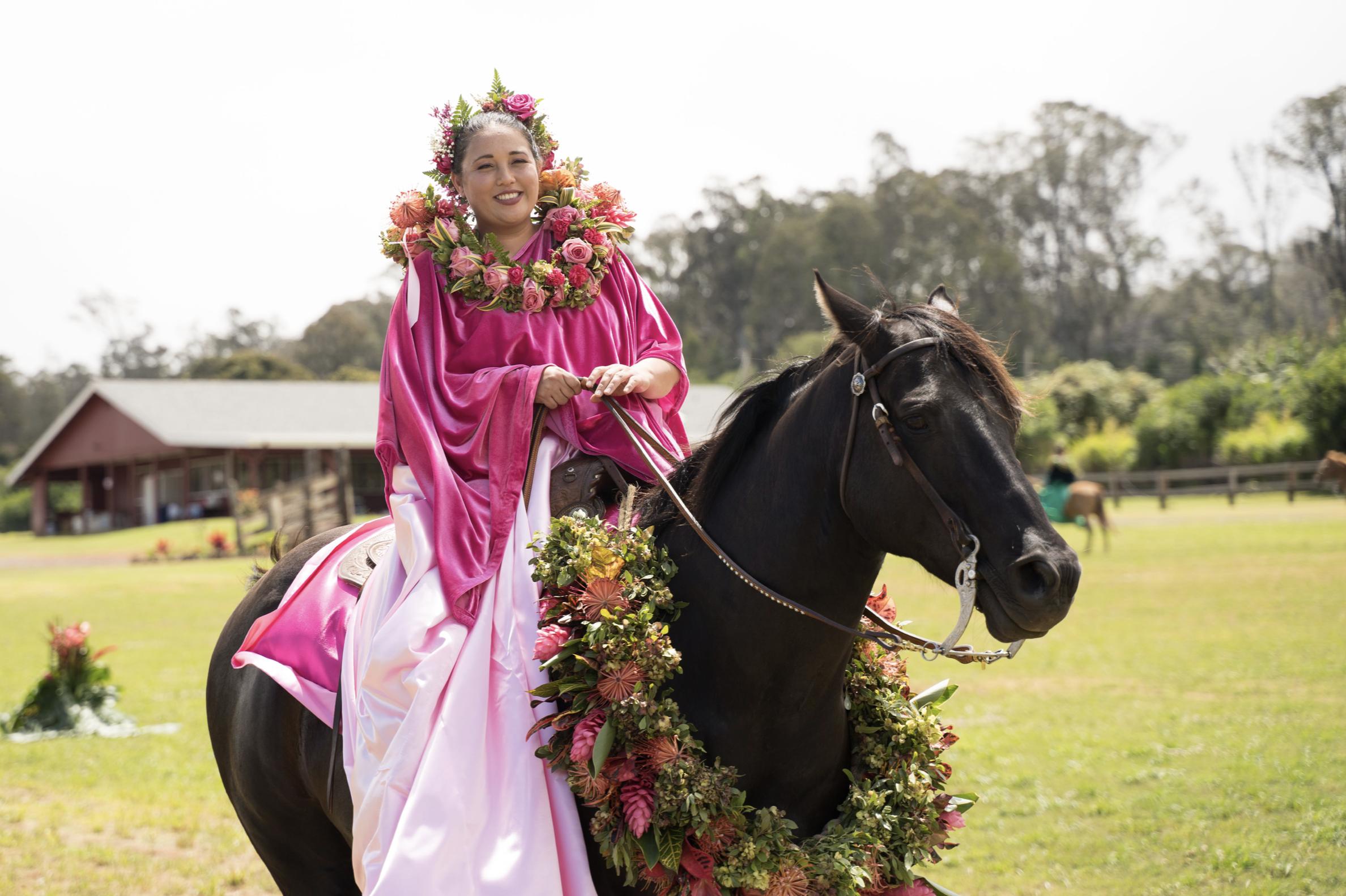 2021 Nā Kamehameha Commemorative Virtual Pā'ū Parade and Ho'olaule'a Releases June 19