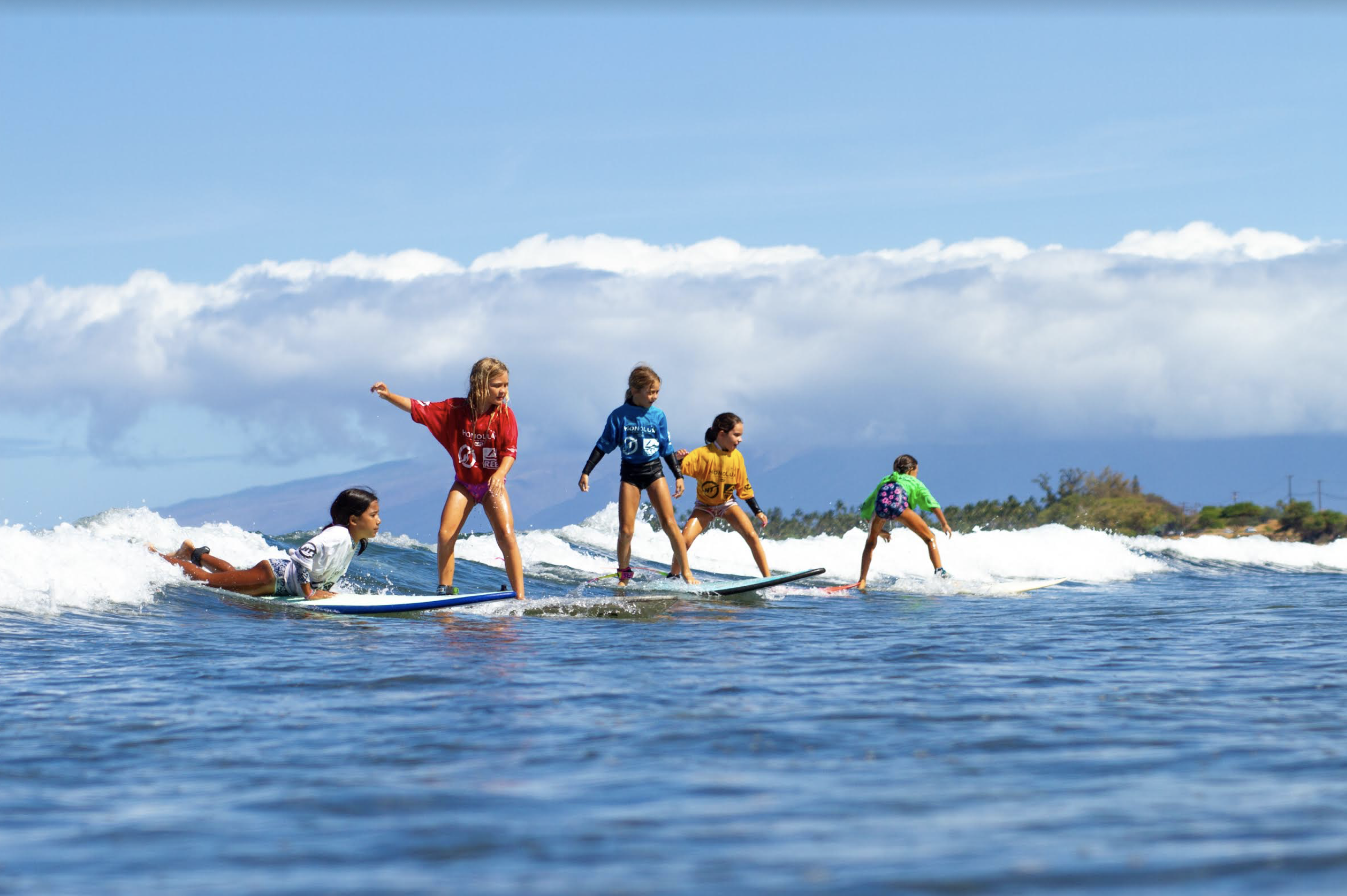 Results: 27th Annual Pōhai Nā Keiki Nalu Surf Contest