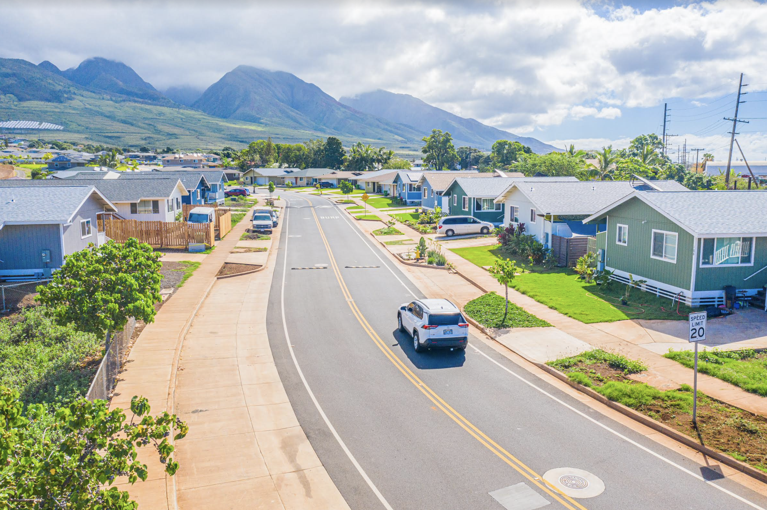 Habitat for Humanity Maui Completes Affordable Housing Project in Lahaina