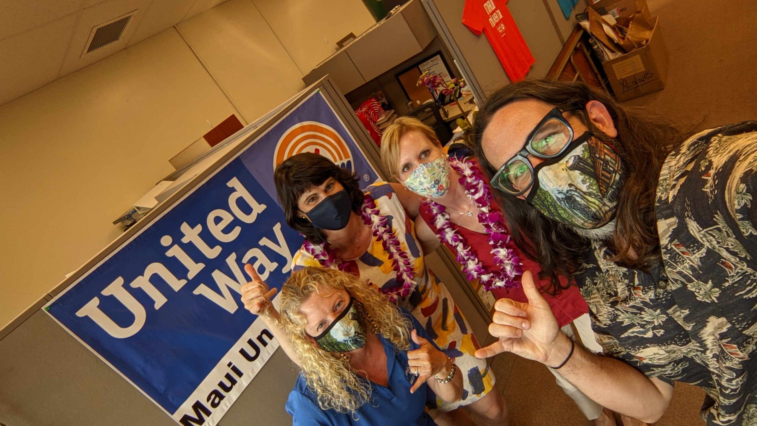 Sentry Insurance Foundation Gifts $25,000 to Maui United Way Campaign