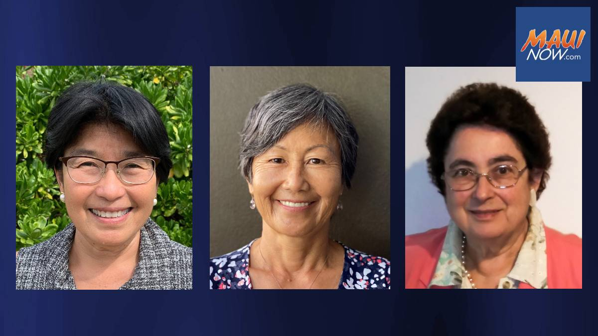 State of Hawaiʻi Names 3 New Deputy Directors for Budget, Health Departments