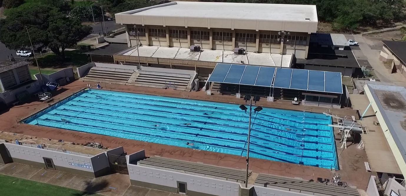 Coach Soichi Sakamoto Pool to Close for Half Day for Pool Guard Recruitment Testing, July 12