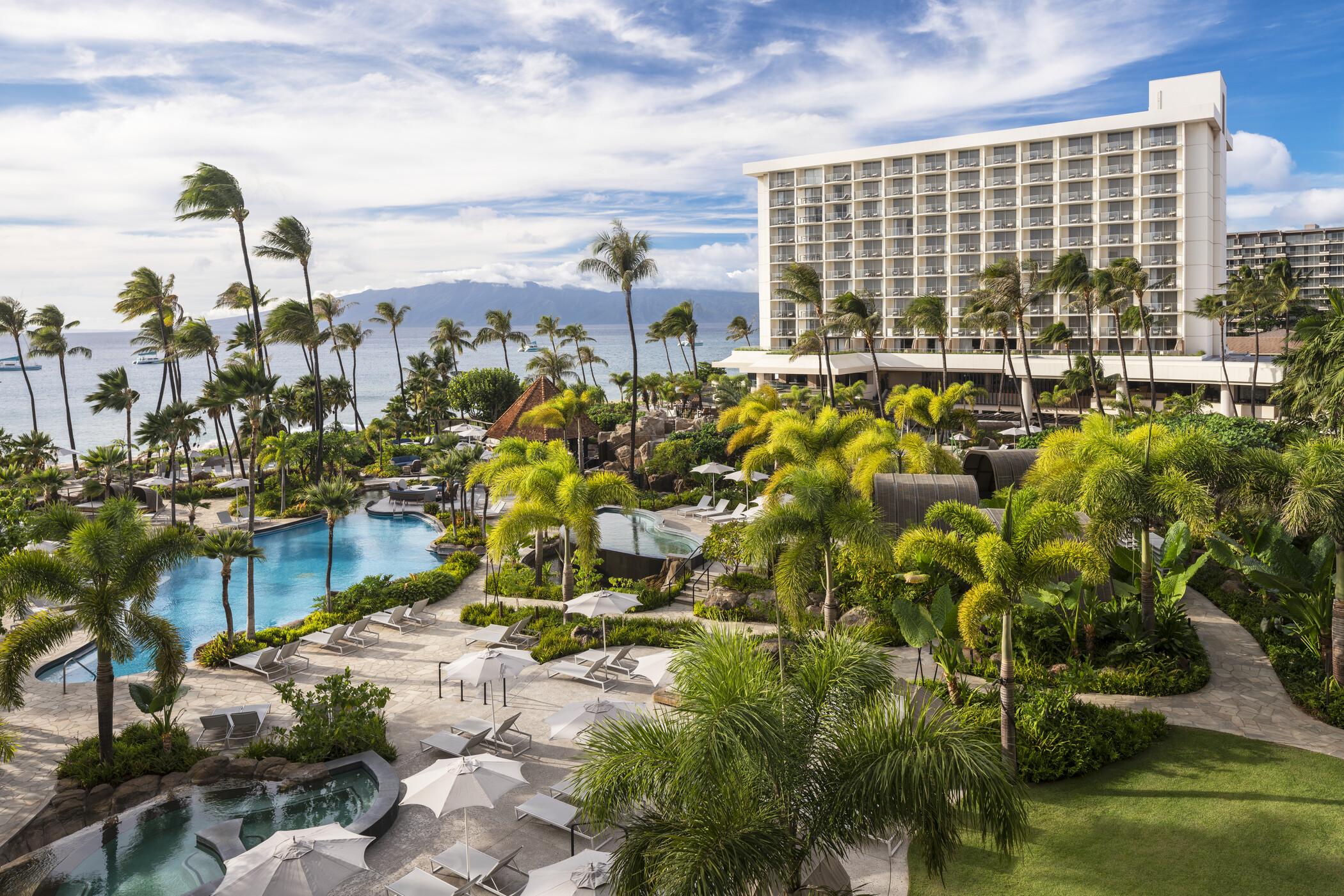 Westin Maui Resort Underwent $120 Million Renovation, Participating in Mālama Hawaiʻi Initiative