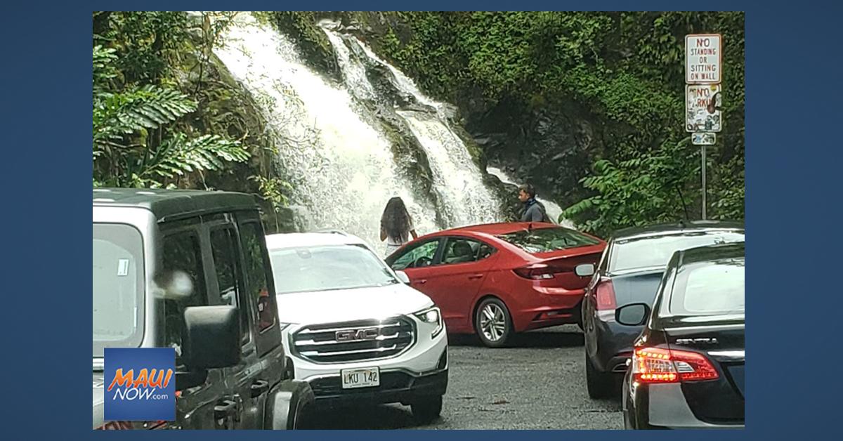 More Enforcement Sought as Tourism Impacts Are Felt Along Hāna Highway