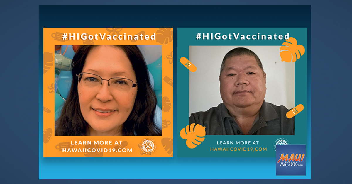 #HIGotVaccinated Announces First Winners