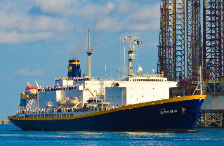 Training Ship Golden Bear to Visit Lahaina and Lāna'i, June 20