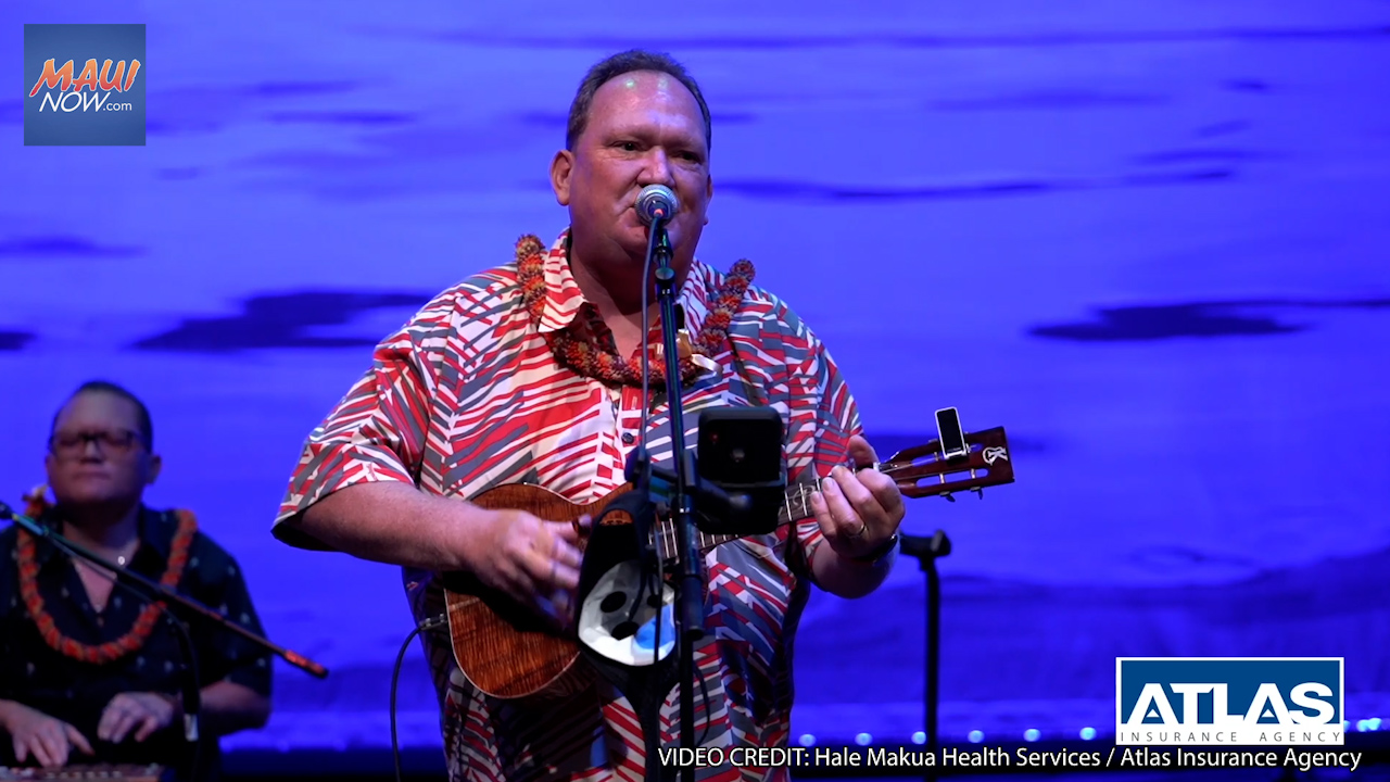 Kapena Performs at Virtual Concert to Benefit Hale Makua Health Services