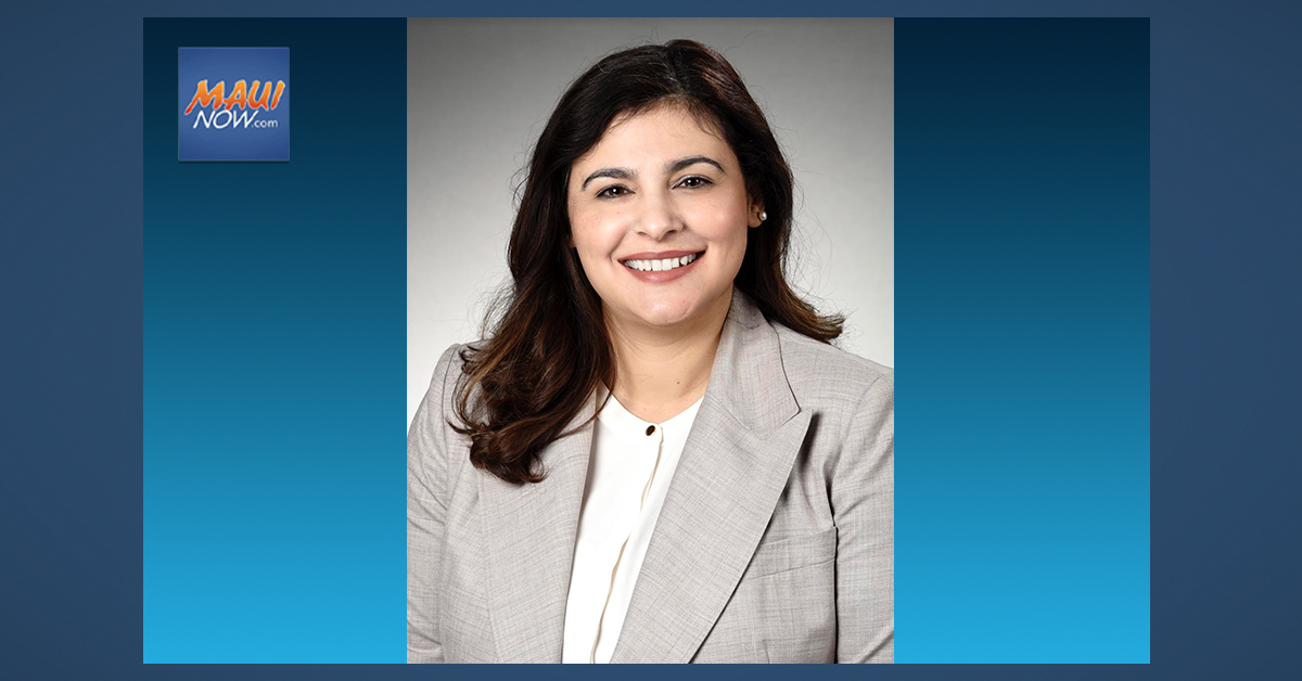 New VP of Ambulatory Care and Clinical Services at Kaiser Permanente Hawai'i