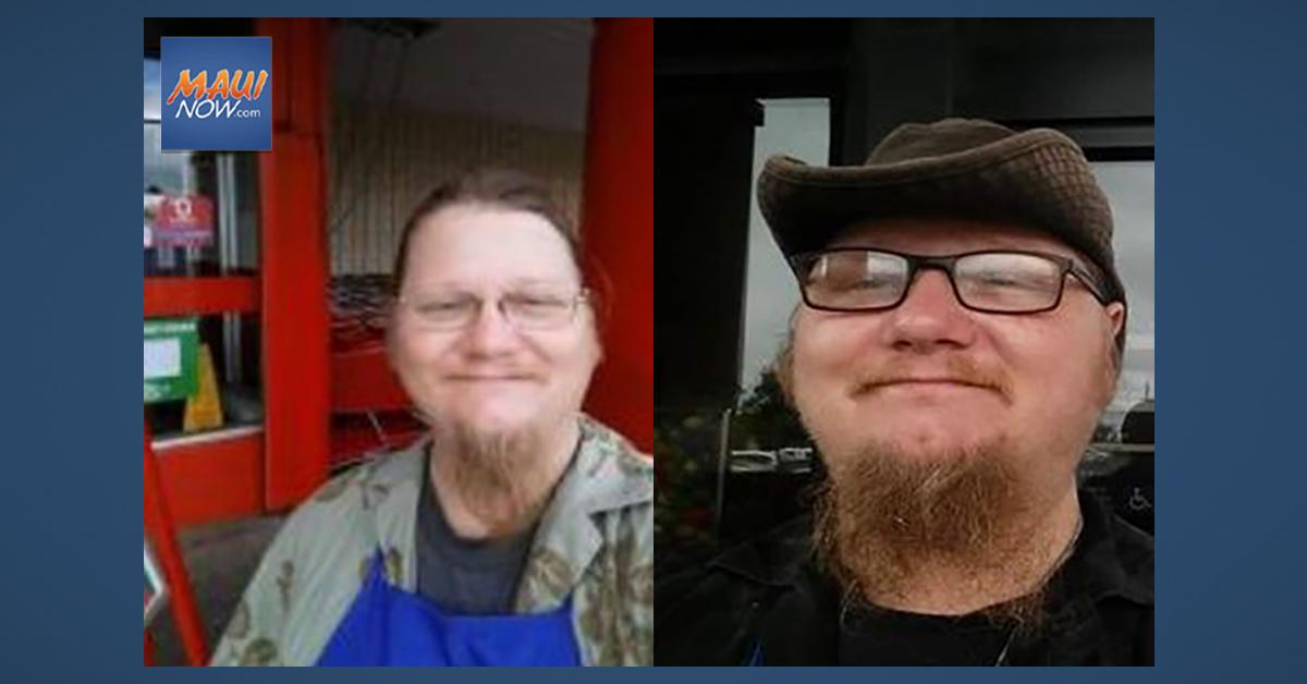 Maui Police Seek Help Locating Missing Man