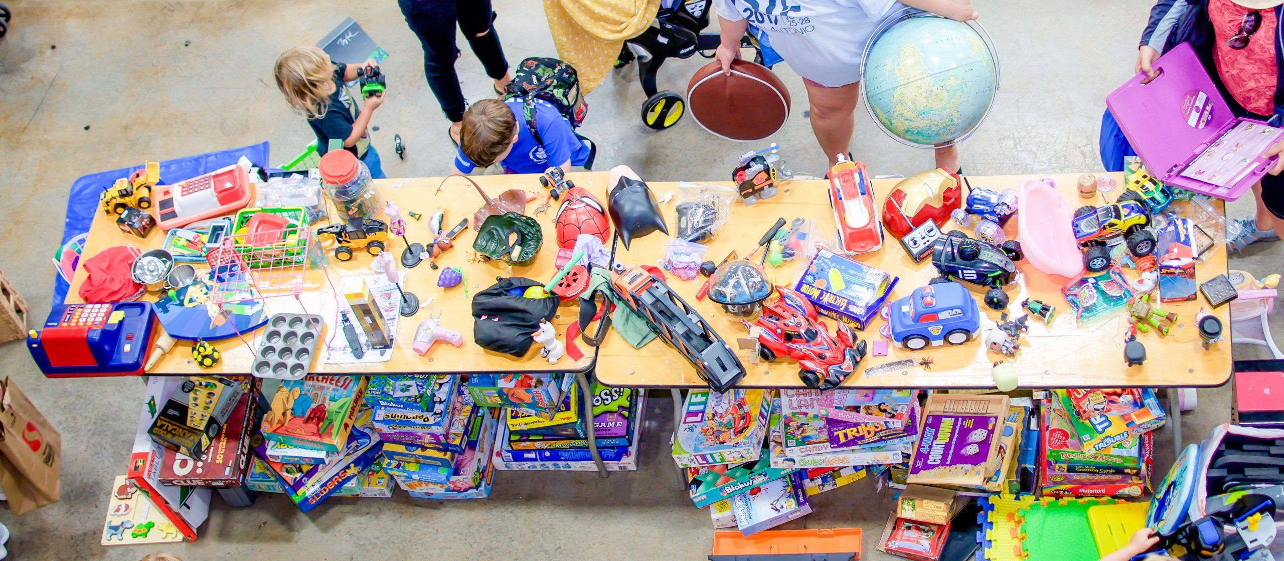 Seabury Hall Hosts Annual Rummage Sale June 5