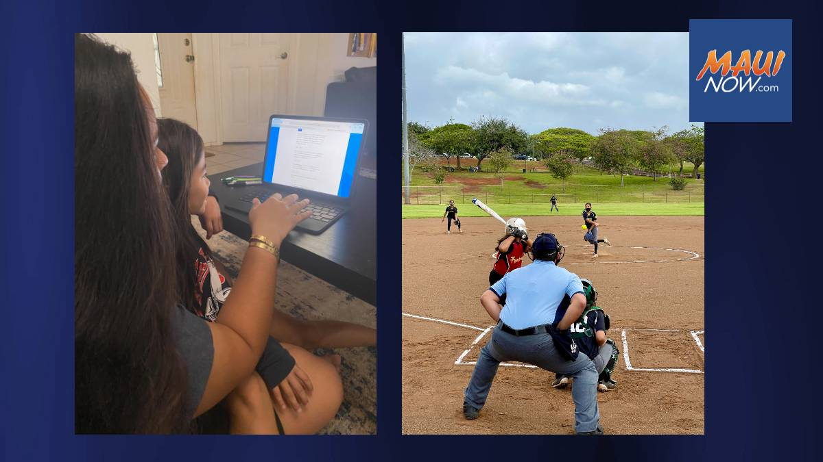 Hawaiʻi Youth Softball Using Free Wellness Tracker To Screen for COVID-19